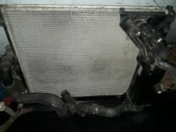 Kit de radiador da Bmw x3