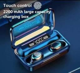 Fone bluetooth f9 TWS original na caixa (10x sem juros)
