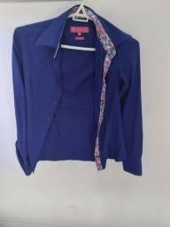 Camisa Dudalina Original tamanho 34