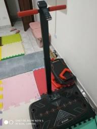 Plataforma Vibratória Genis Energym Pro + Kit de Acessórios Genis Energym Set<br><br><br>