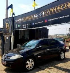 Título do anúncio: Renault Megane sedan Dinamique Aut. 2.0 gasolina, impecável