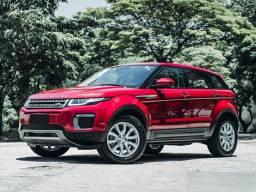 Land Rover Evoque Diesel 2016
