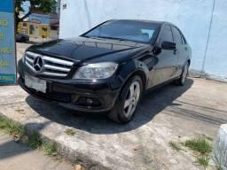 Título do anúncio: Mercedes c180 blindada