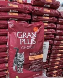 Ração GranPlus P/ Gatos 10kg - Entregamos C/ Frete Grátis (leia a descrição).