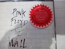 CD PINK FLOYD - THE WALL DUPLO IMPORTADO
