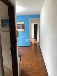 Apartamento com 1 dormitório para alugar, 55 m² por R$ 800/mês - Largo do Barradas - Niter