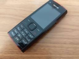 Nokia X2-00 ( sucata nao funciona ) aproveita peca