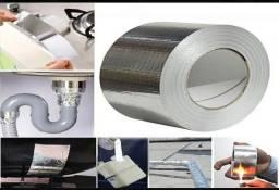 Fita Silver Tape Alumínio
