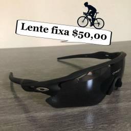 Óculos esportivos - Ciclismo/Motociclismo - Leia a descrição