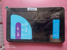 Tablet Multilaser 16Gb tela de 7