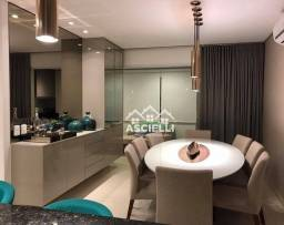 Título do anúncio: Apartamento com 3 dormitórios à venda, 84 m² por R$ 580.000 - Vila Aviação - Bauru/SP