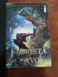 Livro floresta dos corvos