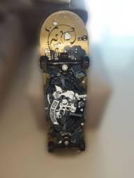 Skate longboard oxelo mid gold
