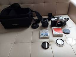 Título do anúncio: Câmera fotográfica Pentax MZ-M