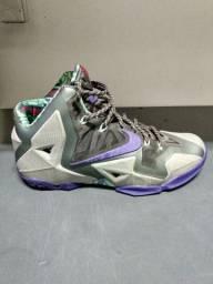 Tênis Nike lebron terracota
