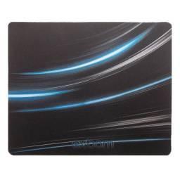 Mousepad Exbom 18x22cm tecido e borracha barato