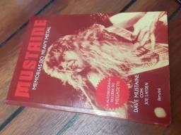 """Livro """"Mustaine"""""""