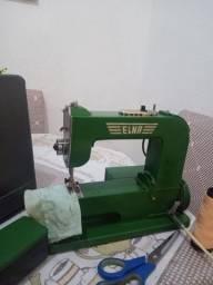 Máquina de costura reta Elna