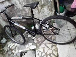 Bicicleta bike toda revisada pronto para andar