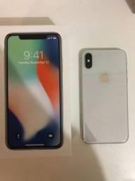 Vendo iphone X impecável