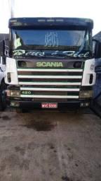 Scania 420 Caçambão 20m