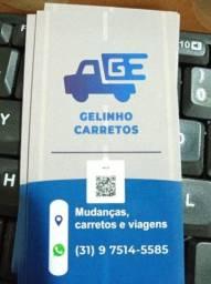 Mudanças/Carretos/Fretes