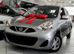 Nissan March 1.0s 2015 Completo