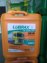 Óleo Lubrax turbo pro 15w-40