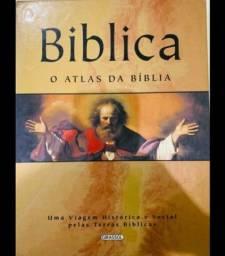 Título do anúncio: Atlas bíblico