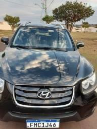 Hyundai Santa Fé Preto 2011/2012 - 7 Lugares