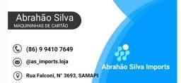 MAQUININHA DE CARTÃO BLUETOOTH R$20,00