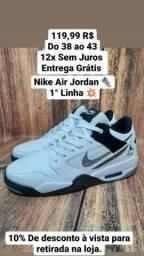 Título do anúncio: Basqueteira Nike Air Jordan 1° Linha
