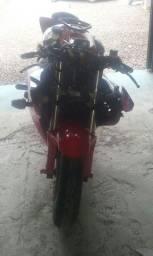 Sucata de moto para retirada de peças CBR 1000rr 2006 Repsol