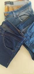 3 Calças Jeans Masculino