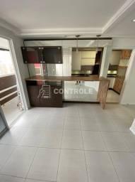 C/Apartamento alto padrão, semi-mobiliado, São José Residence, Kobrasol