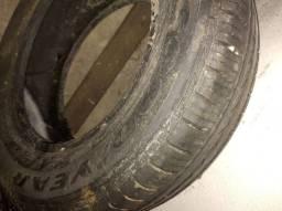 4 pneu quase zero ,2 goodyar e 2 eurodrive