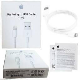 Cabo Iphone Lightning Original 5c/5s/6 Ipad, Ipod 1m