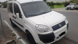 Fiat Doblo essense 7 lugares completa - 2013