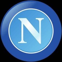 Moletom de Frio da S.S.C. Napoli Football club