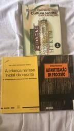 Livros pra concurso e faculdade