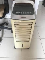 Umidificador de ar e ventilador