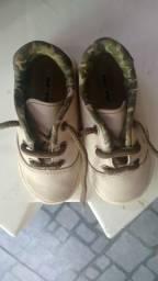 Sapato infantil para menino
