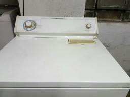 Máquina de secar roupa a gás