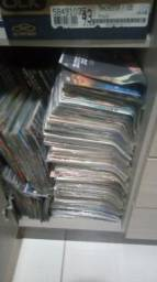 Vendo mais de 300 dvds