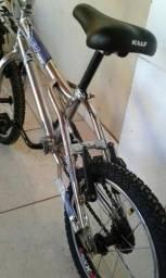Vendo uma bicicleta caloi cros