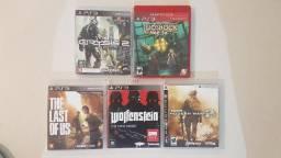 5 Jogos Espetaculares para PS3