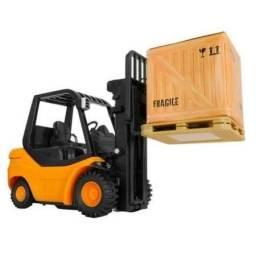 Mini Empilhadeira Controle Remoto 6 Funções - Forklift