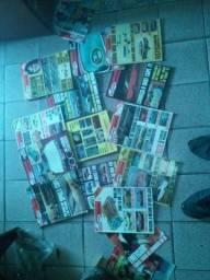 Revistas antigas quatro rodas