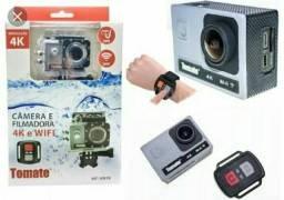 Mini câmera Wifi imagens perfeitas aprova d agua aventura