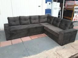 Vendo sofa novo